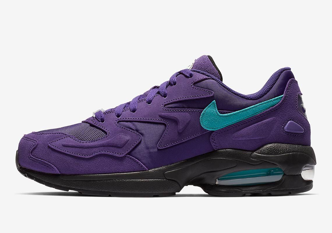 best sneakers 02c34 2005a The Nike Air Max 2 Light Is Releasing In Two Aqua Styles
