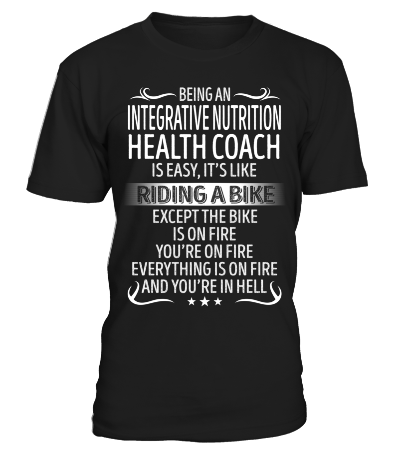 Being an Integrative Nutrition Health Coach is Easy Áo