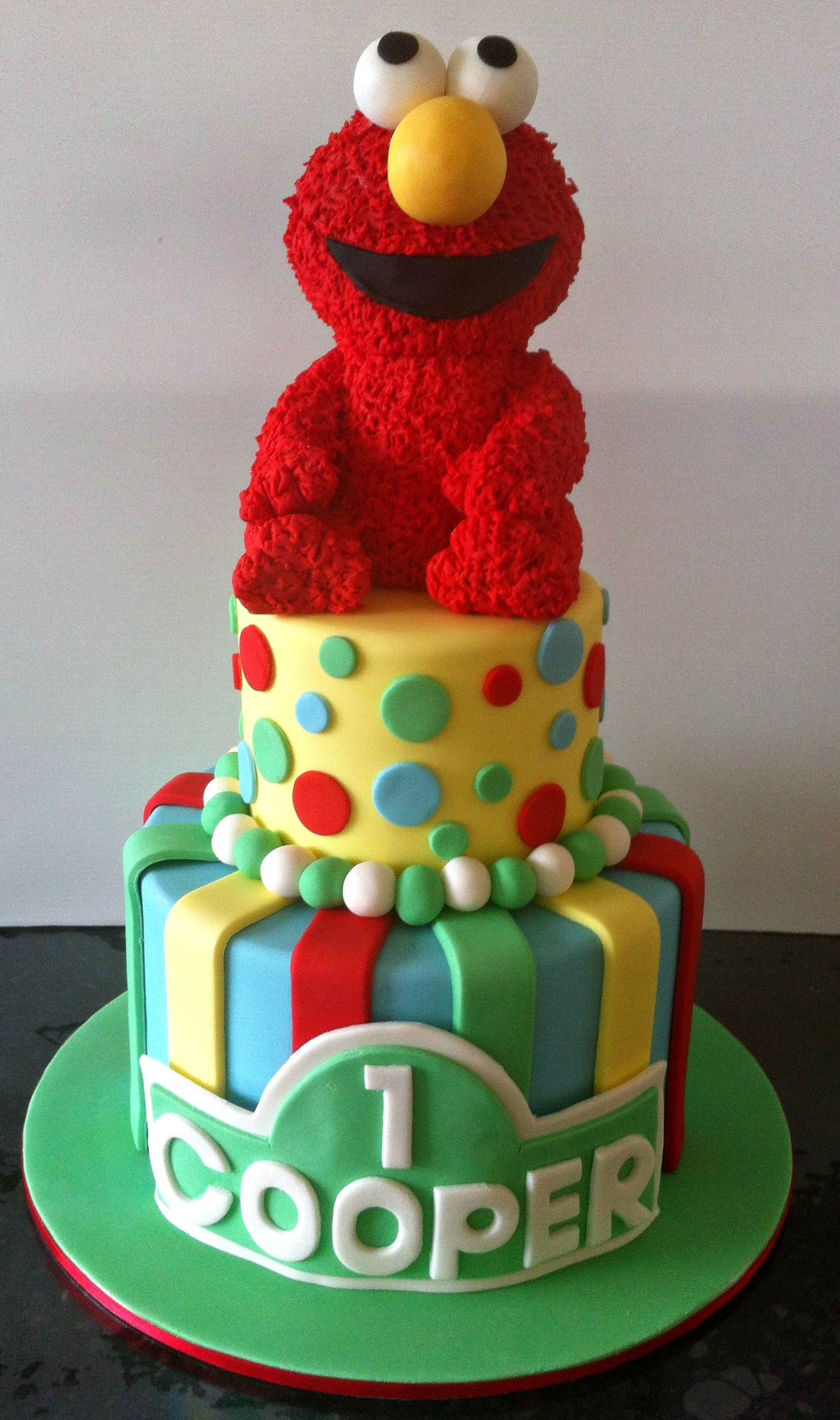 Elmo sesame street birthday cake sesame street birthday