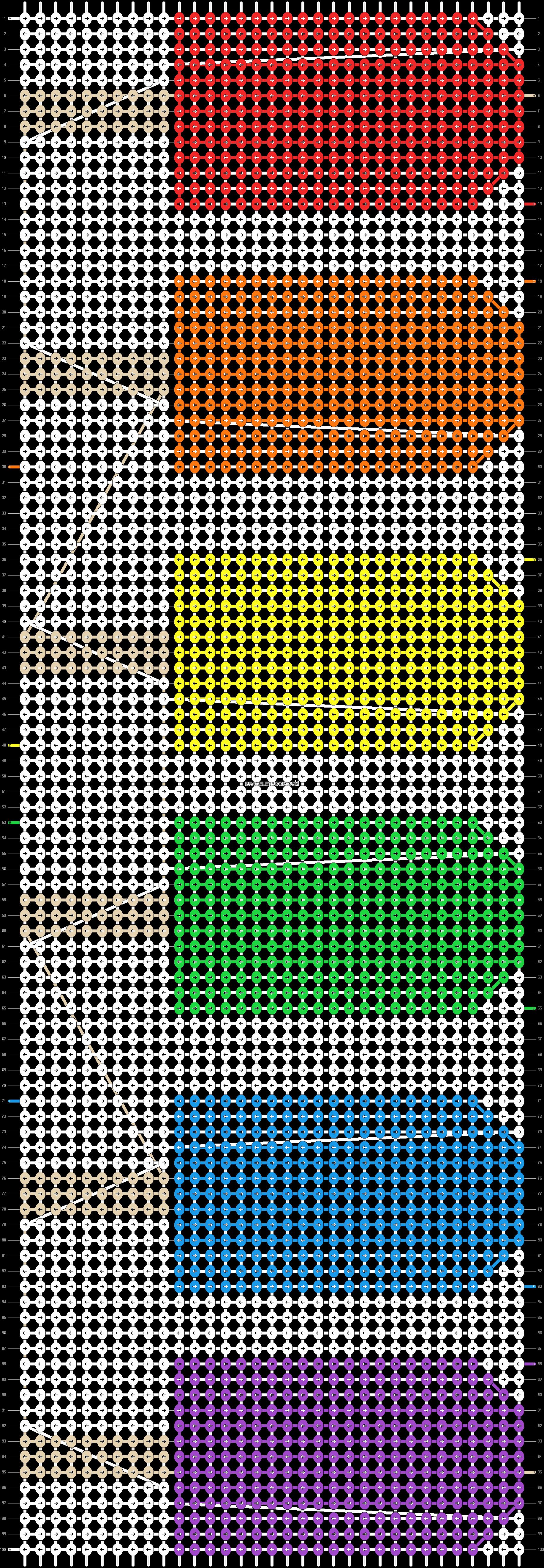 Alpha Pattern #18664 added by missmando