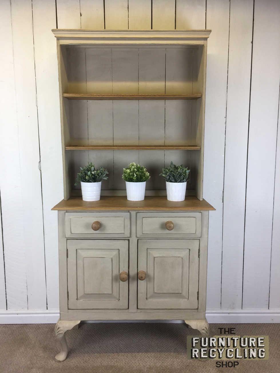 Best Cream Painted Dresser Farmhouse Rustic Storage Solid 400 x 300