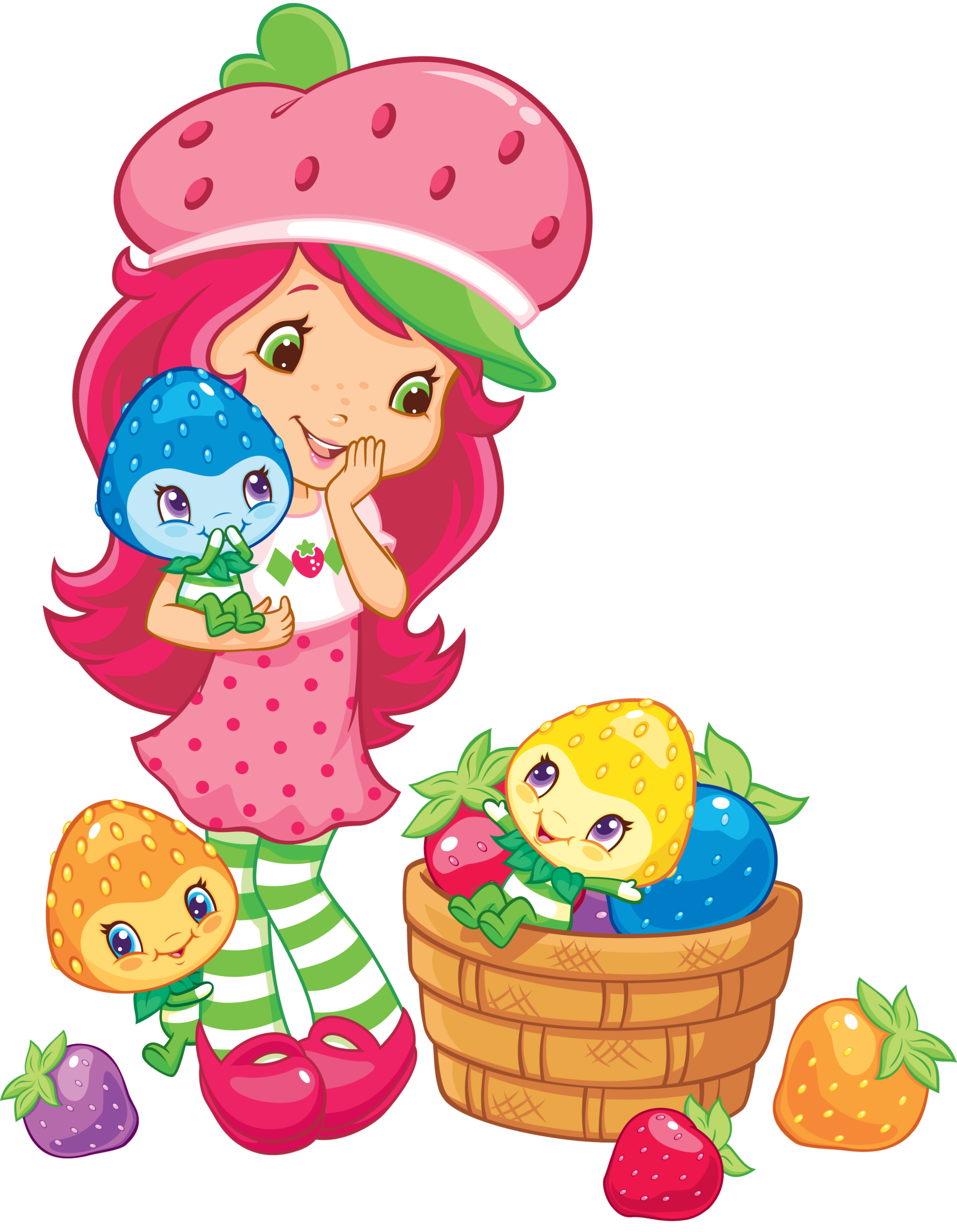 STRAWBERRY SHORTCAKE - Bing Images | INFANTILES♥ | Pinterest ...