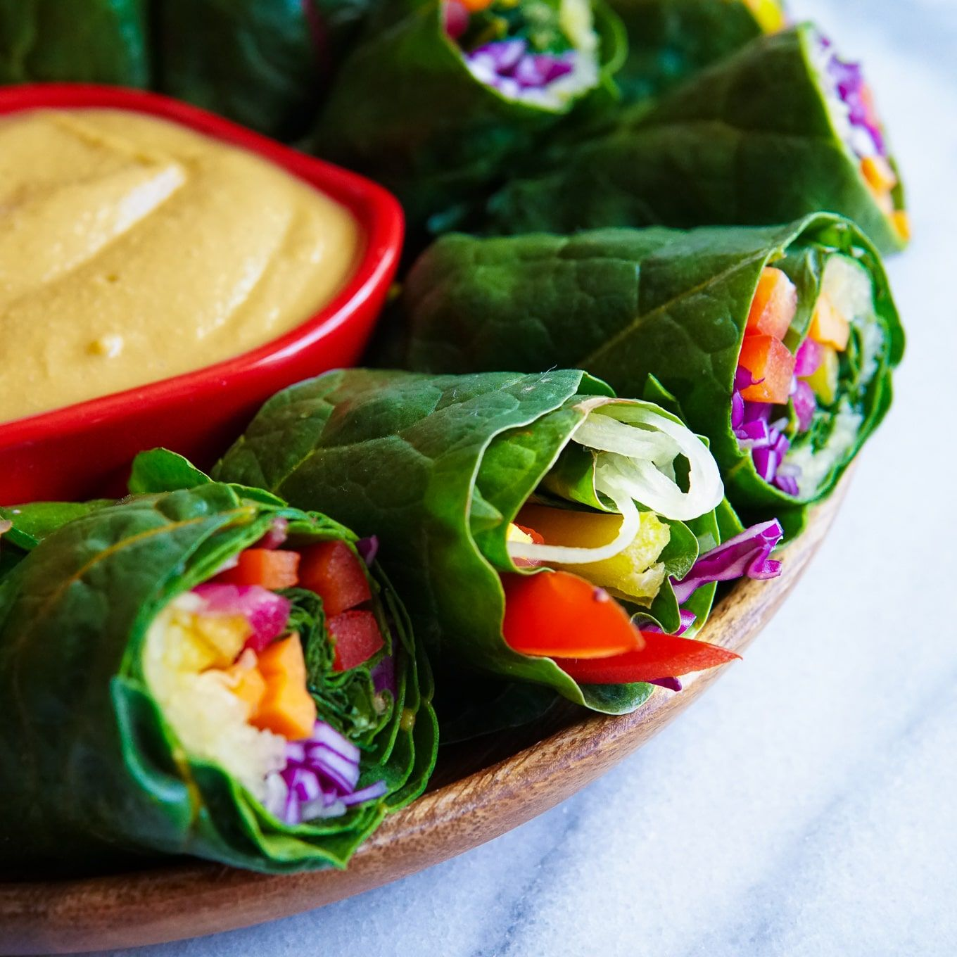 If you've ever avoided making spring rolls before because