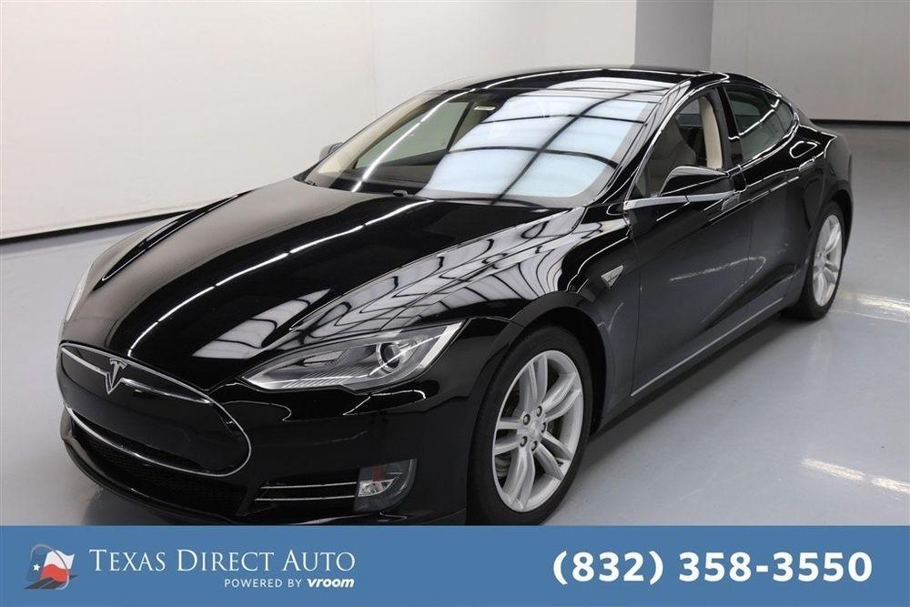 For Sale: 2014 Tesla Model S 85 4dr Liftback Texas Direct ...