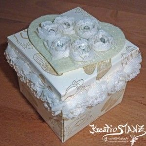 Hochzeitsbox - Stampin' Up!