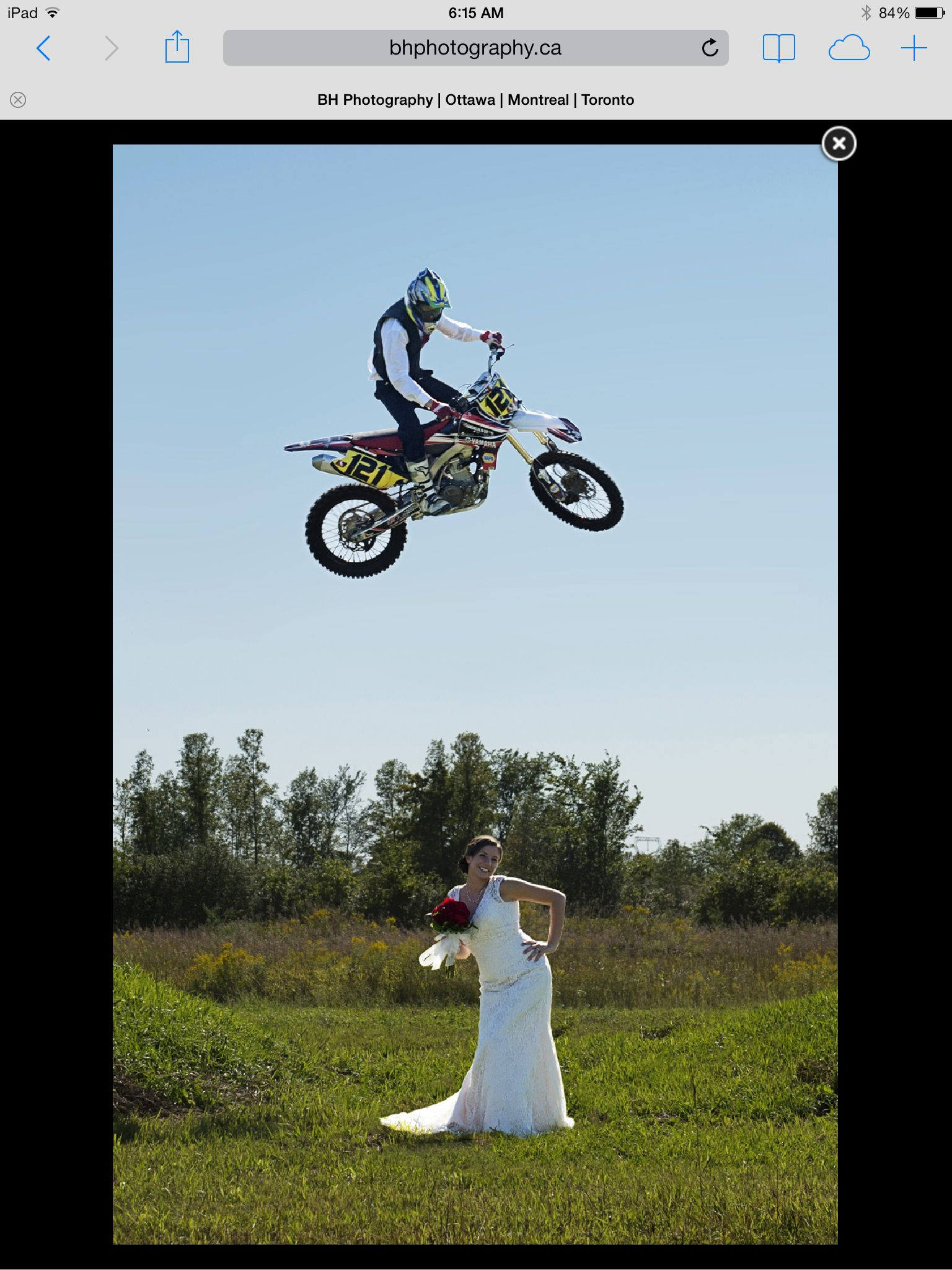 Love That He's Still Got His Suit On Xd Dirt Bike