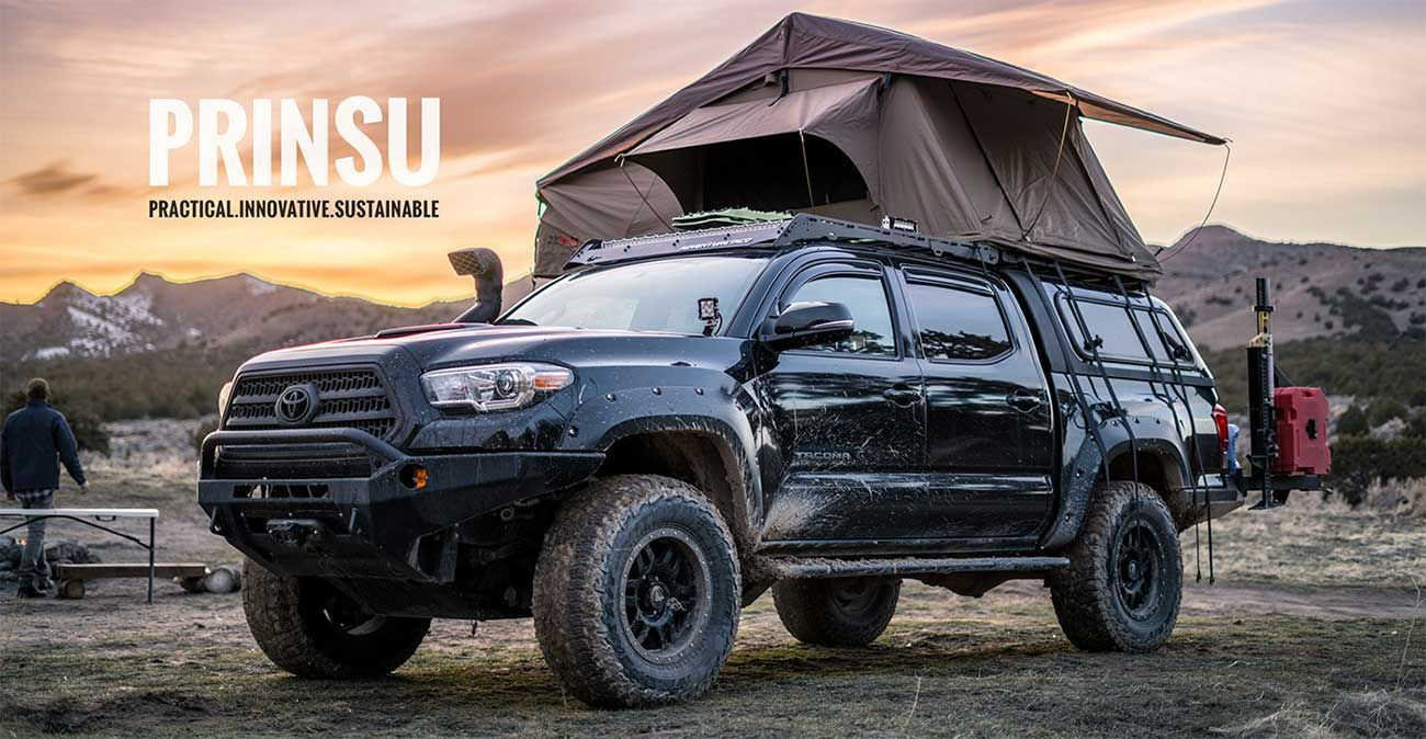 Roofracks Topracks And Cabracks Prinsu Design Studio Toyota Tacoma Tacoma Tent Tacoma Truck
