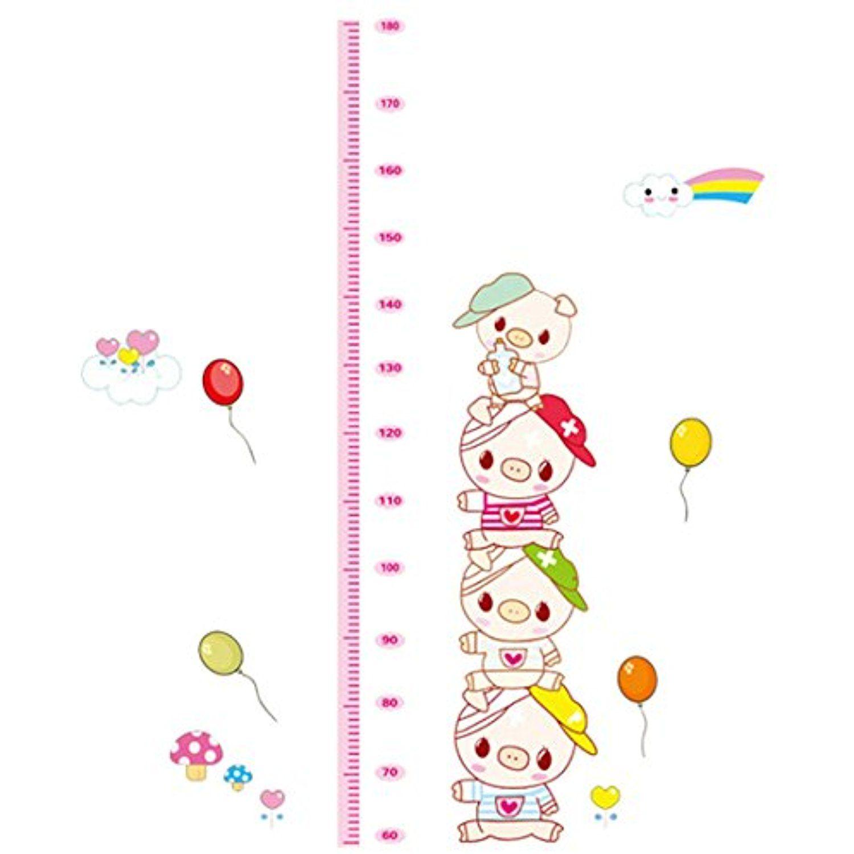 Enerhu plastic kids growth chart children height growth sticker enerhu plastic kids growth chart children height growth sticker height chart wall decoration check out nvjuhfo Choice Image