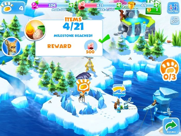 Ice Age Adventures Adventure Hacks Adventure Ice Age Village