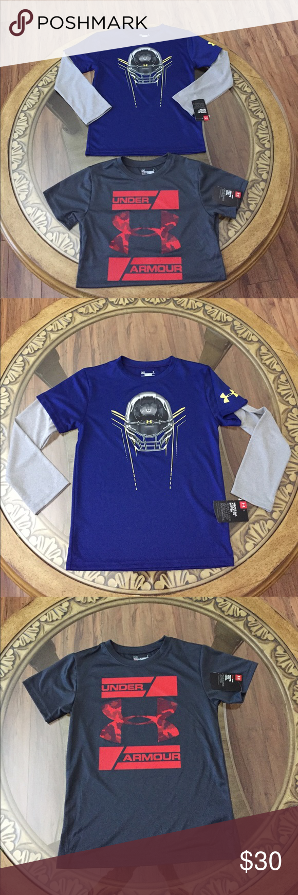 UNDER ARMOUR (YM) BOYS OUTFIT Brand New Under Armour Size