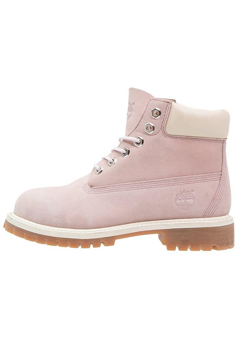 a630cfc724a Bottes de neige Timberland ICONIC CLASSICS 6 IN PREMIUM - Bottines à lacets  - lavender rose  € chez Zalando (au Livraison et retours gratuits et  service ...
