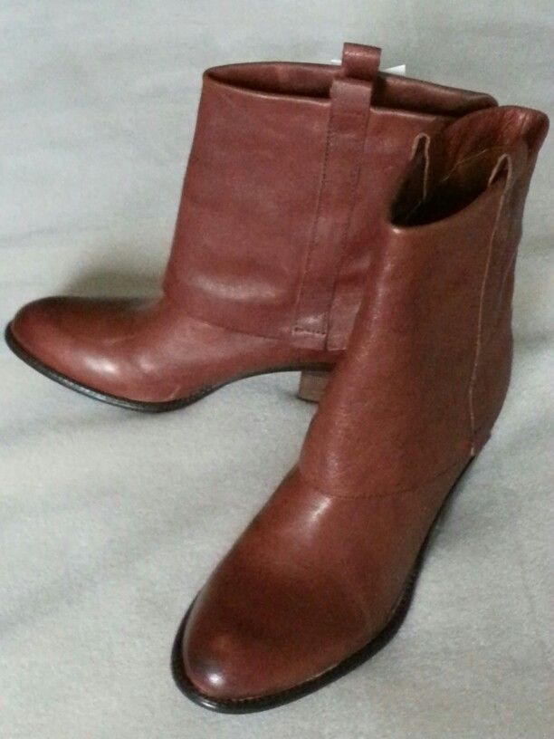 Got these Franco Sarto beauties for $89 at Marshalls!