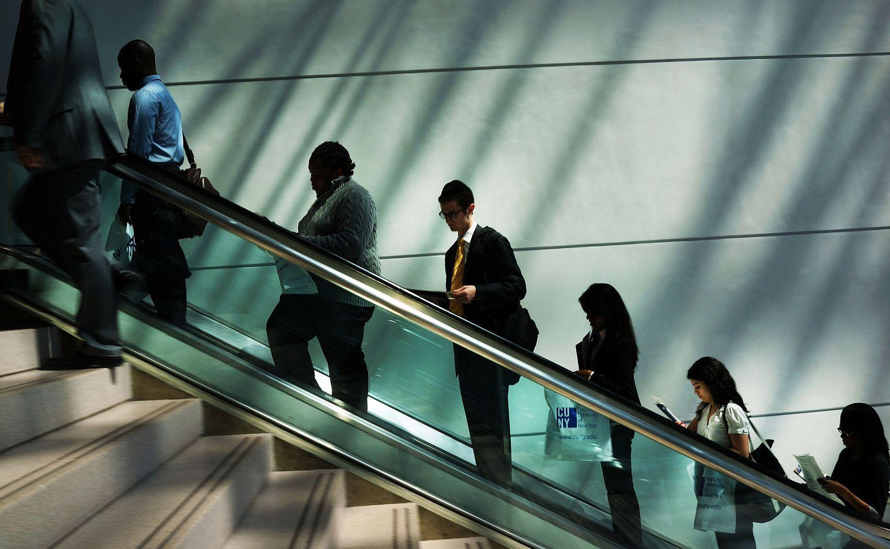 College Graduates Fare Well In Jobs Market Even Through Recession Ny Times The 4th Era Marketing Jobs College Planning College Graduation