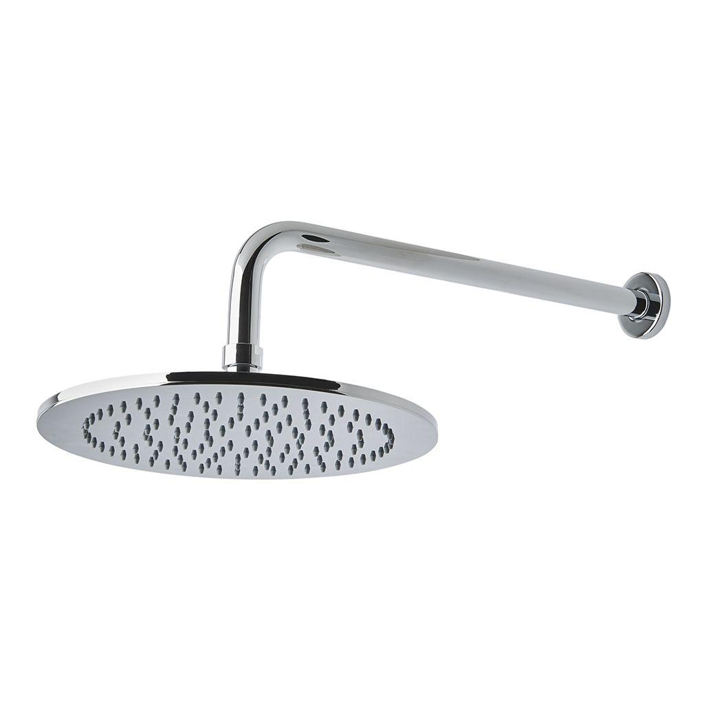 Universal Round Flat 9 1 2 Shower Head Shower Heads Luxury
