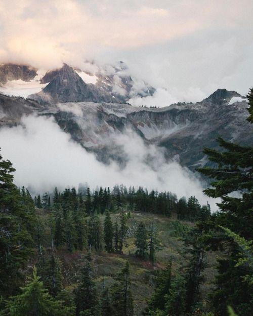 "grace–upon–grace: "" Artist Point, Mount Baker, Mason Strehl """
