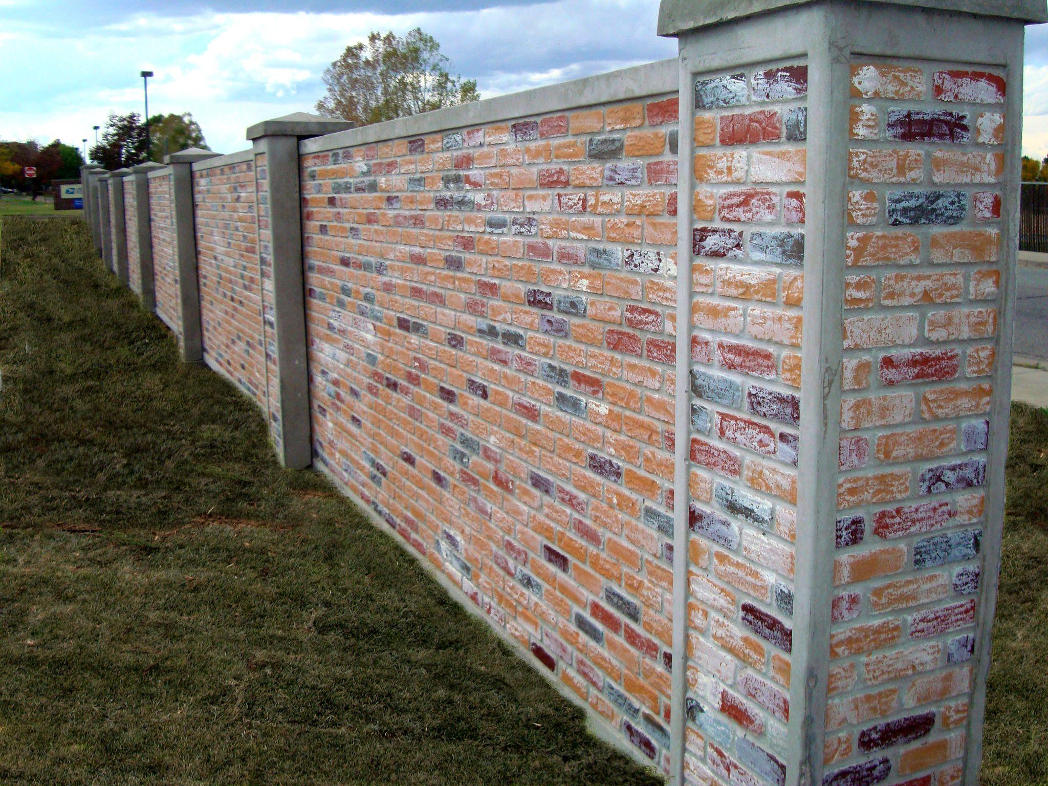 Precast Concrete Brick Wall Panels Brick Wall Paneling Precast Concrete Concrete Bricks