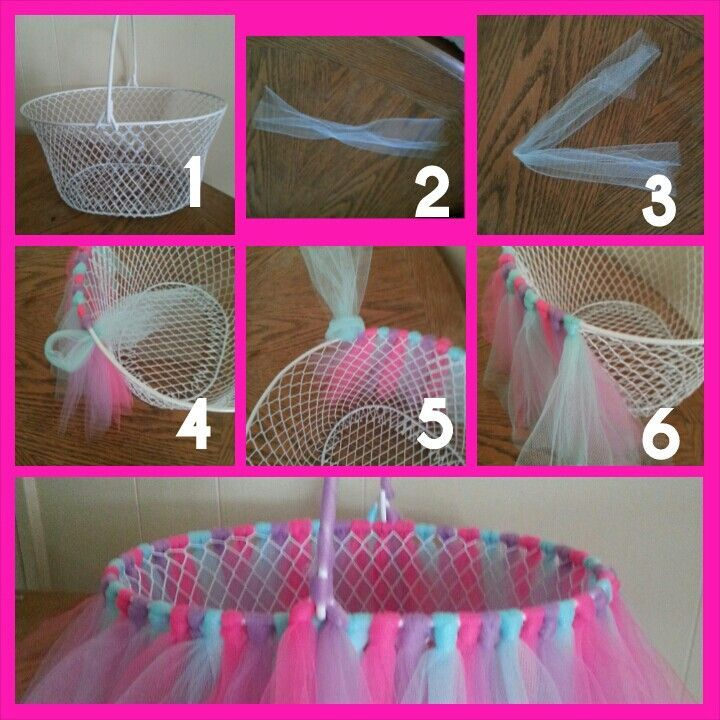22cfaa1dfcb97475237bc09812d396d5g 720720 pixels how to make minni mouse how too tutu easter basket negle Gallery
