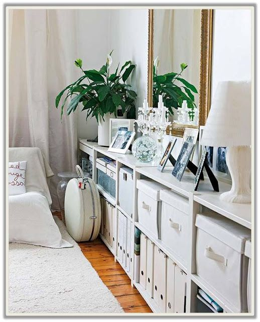 .Organize the wall behind my desk and make my office beautiful and organized!