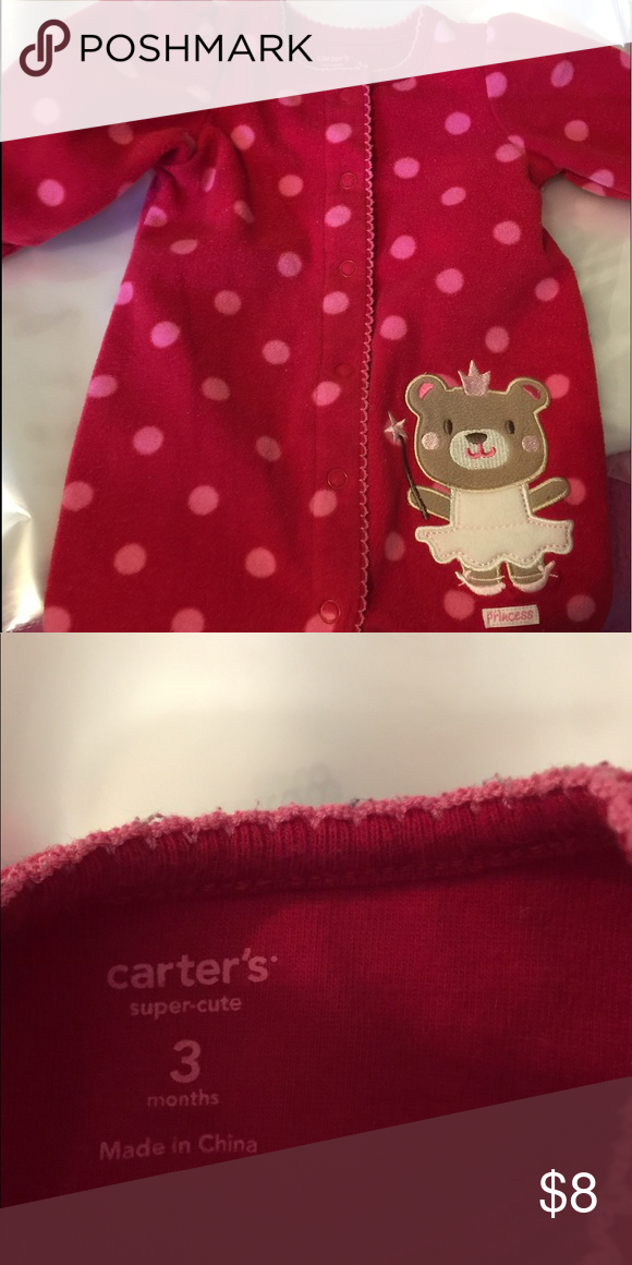 7d67234ab349 Baby girl jammies in 2018