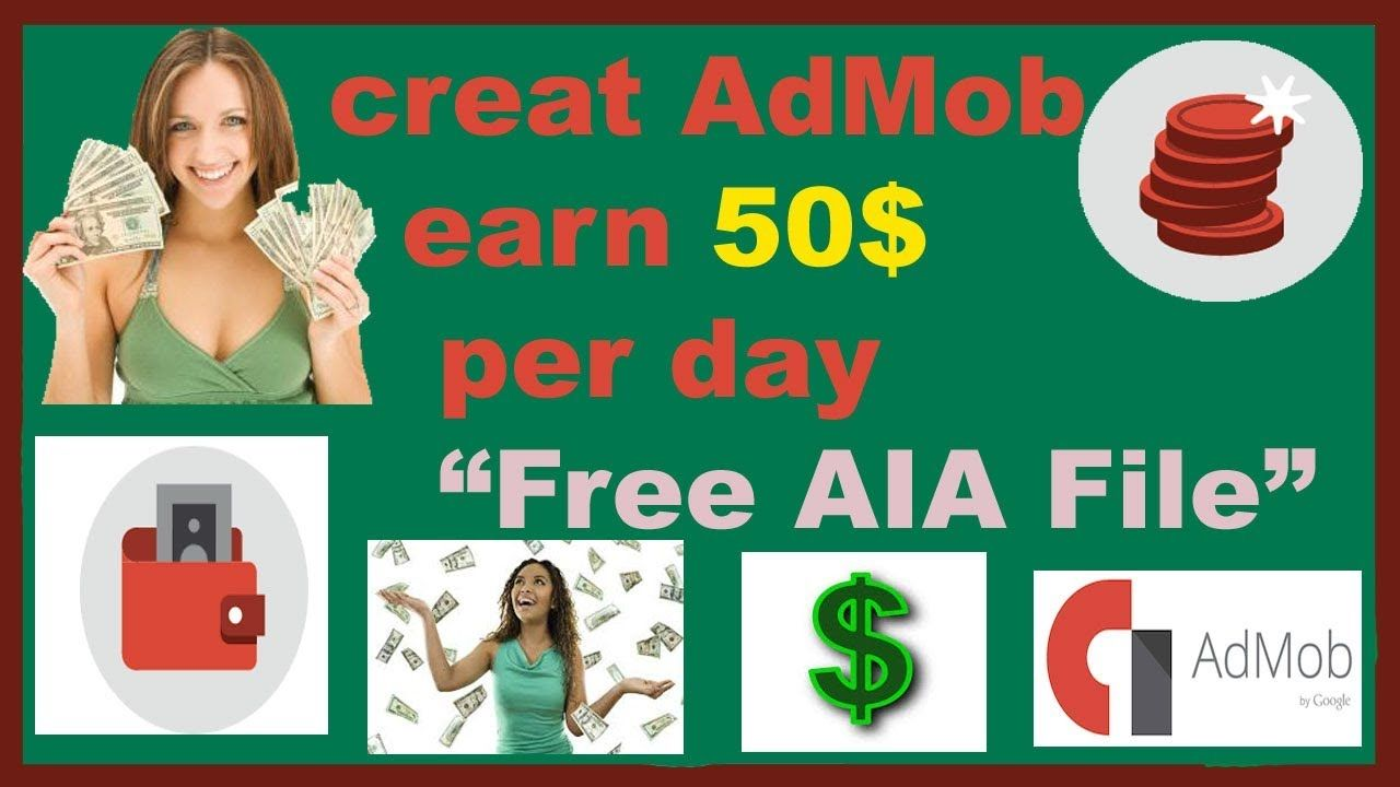 How To Create AdMob Account and Earn Money From Apps