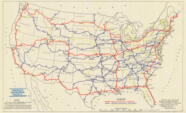 Us Highway Map - Us highway 1 map