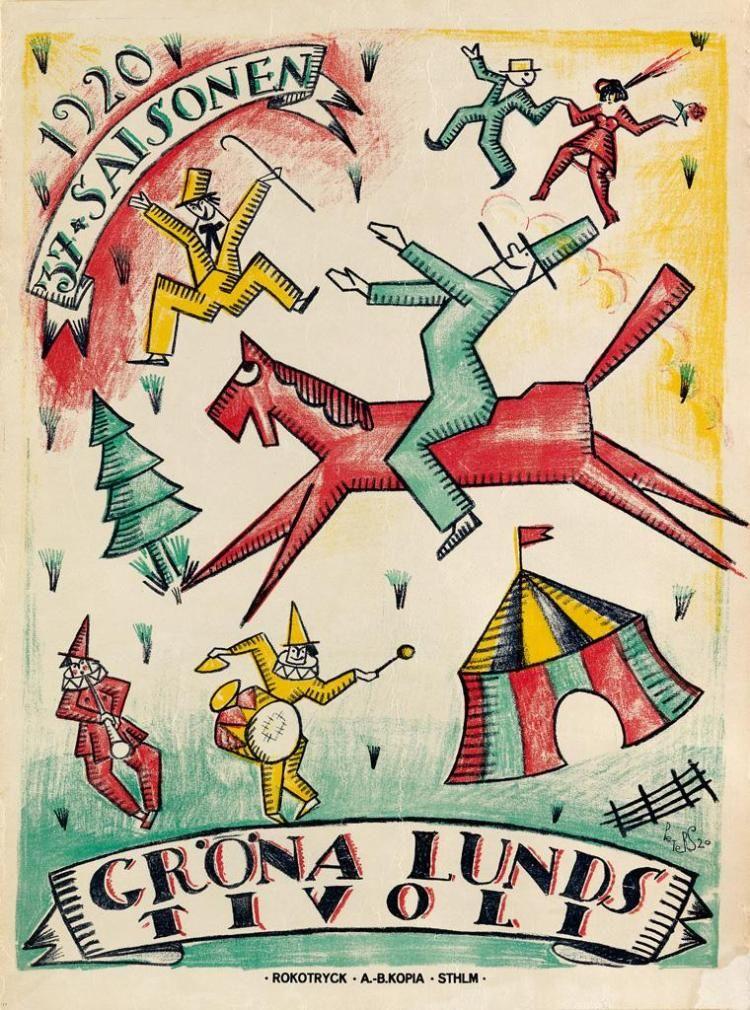 LONDON UNDERGROUND: Rare original poster concept design, c