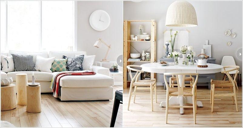 scandinavian interior design - scandinavian bedroom design ideas - Google Search kitchen ...