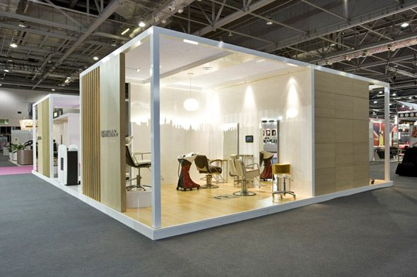 Exhibition stand design salon international showroom for Milldue arredi spa
