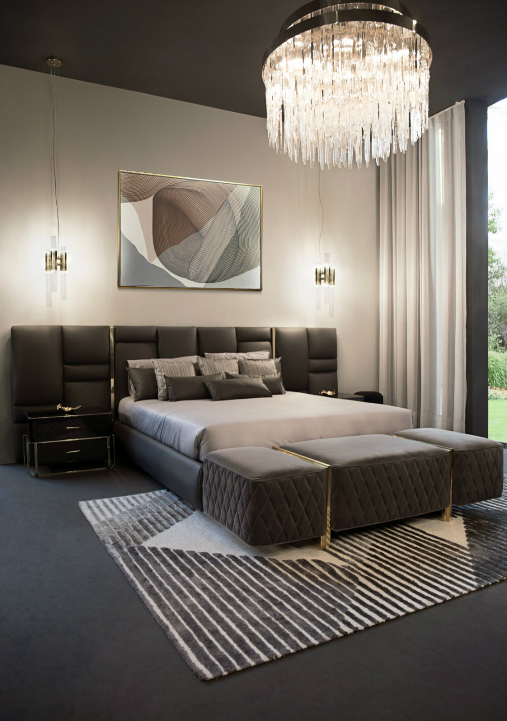 Bedroom Lighting Ideas For A Dreamy Master Bedroom Com Imagens