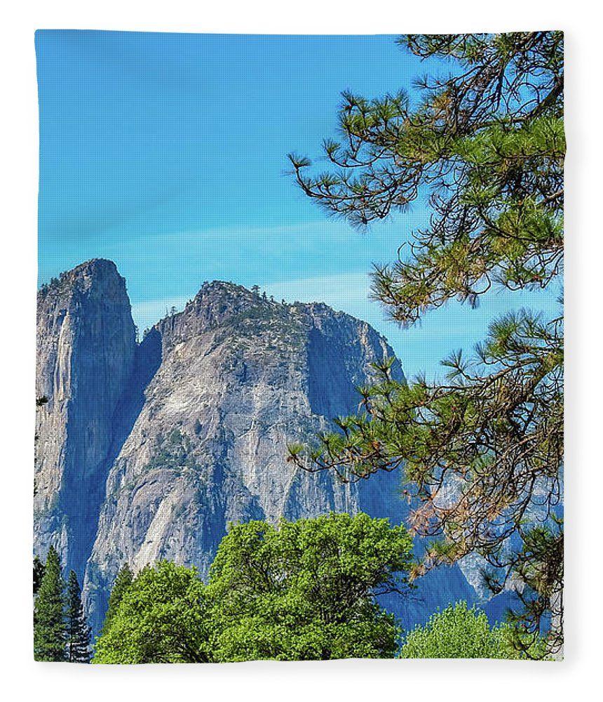 Yosemite Morning Fleece Blanket For Sale By Randy Herring Fleece Blanket Soft Throw Blanket Blankets For Sale