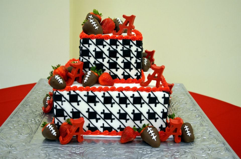alabama football Bing Images Alabama Pinterest Alabama cakes