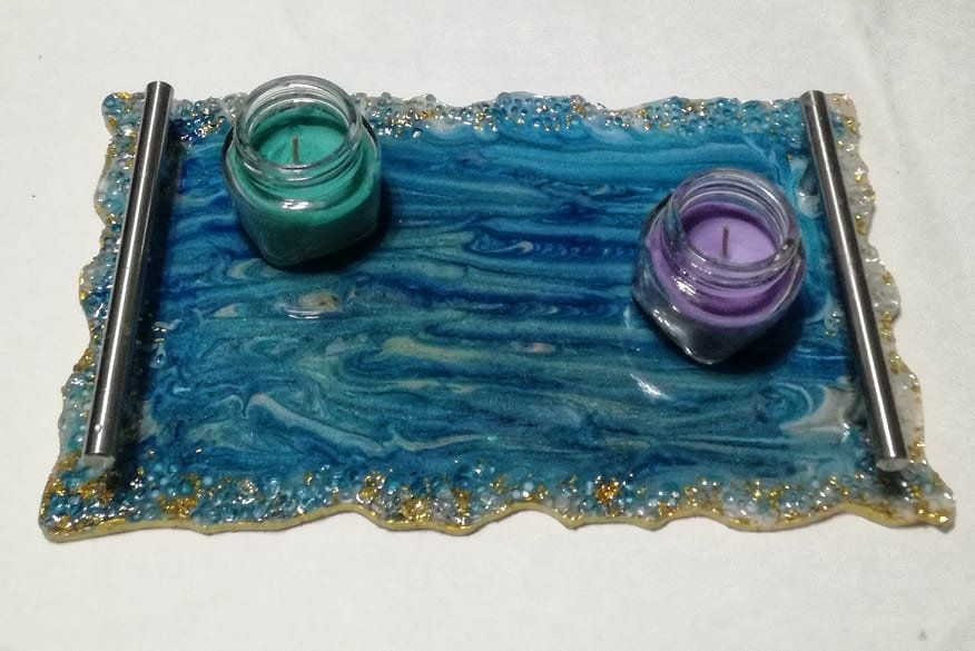 Custom Resin Tray
