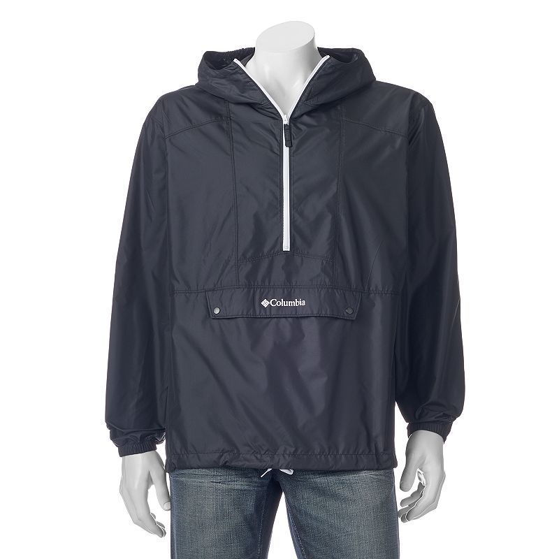 Columbia Sportswear Flashback Colorblock Packable Hooded Half-Zip ...