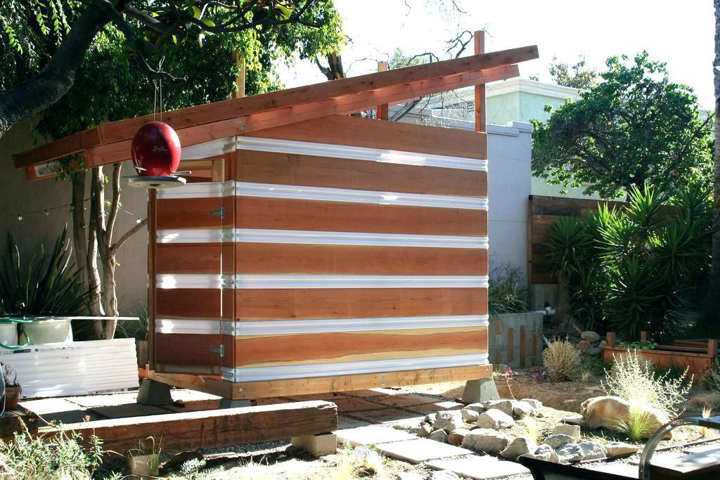 Image result for modern outdoor storage | Contemporary ...