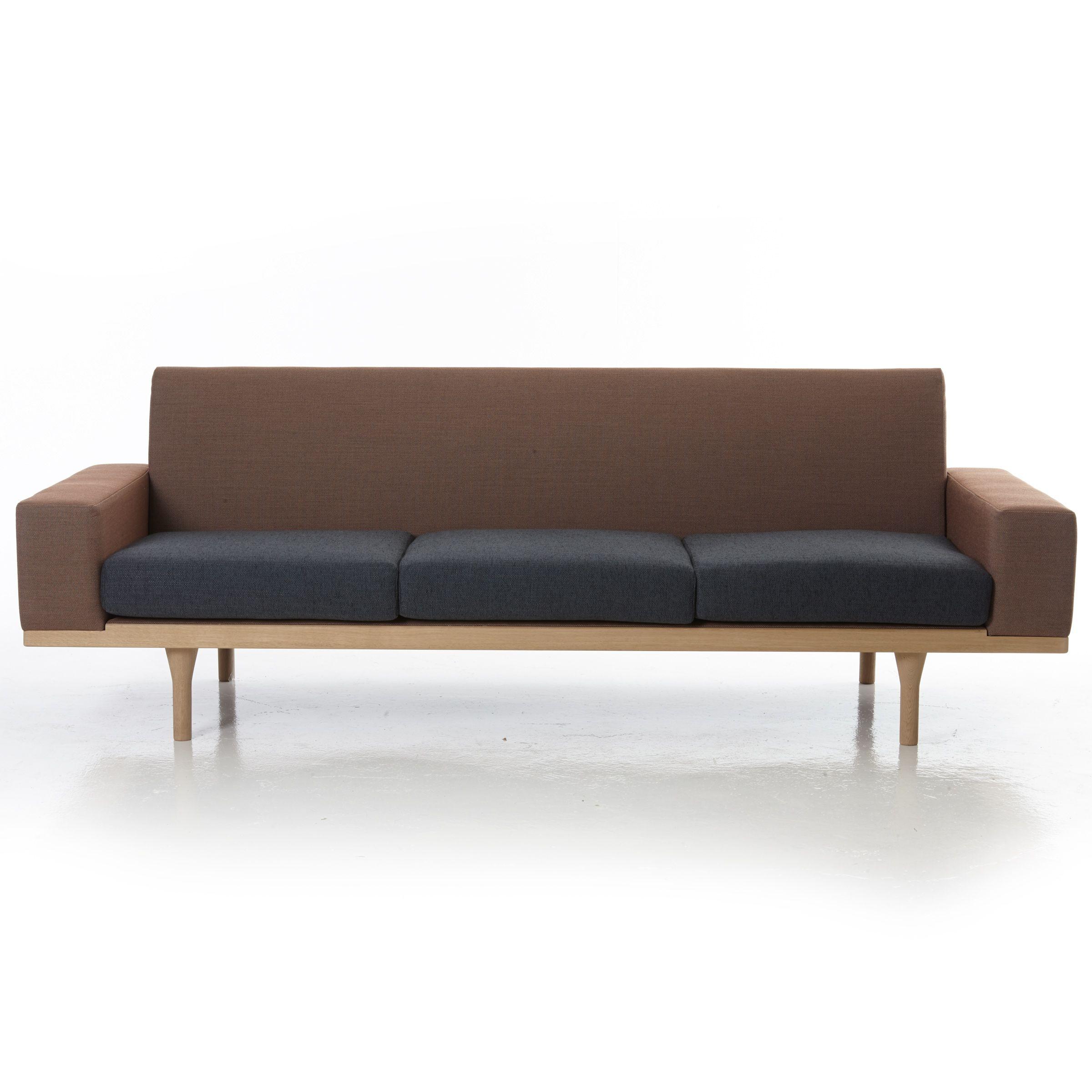 Illum Wikkelso Australia Sofa Three Seater Exclusive To Great Dane.