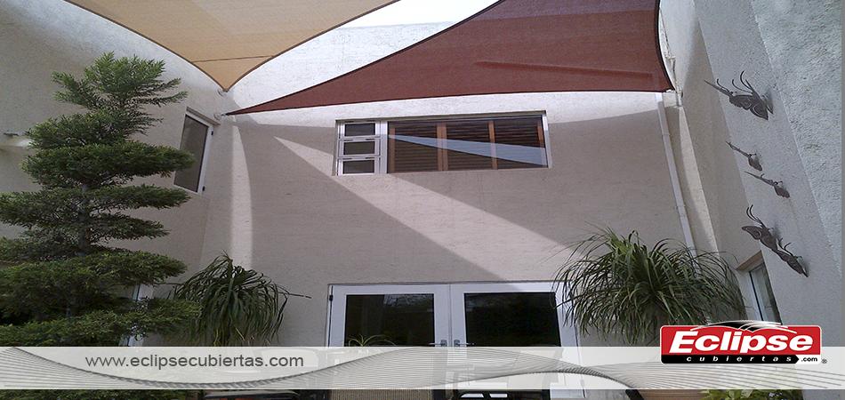 Velaria malla sombra para patios y jardines www - Mallas para jardin ...