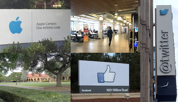 Insights from a week in Silicon Valley Silicon valley