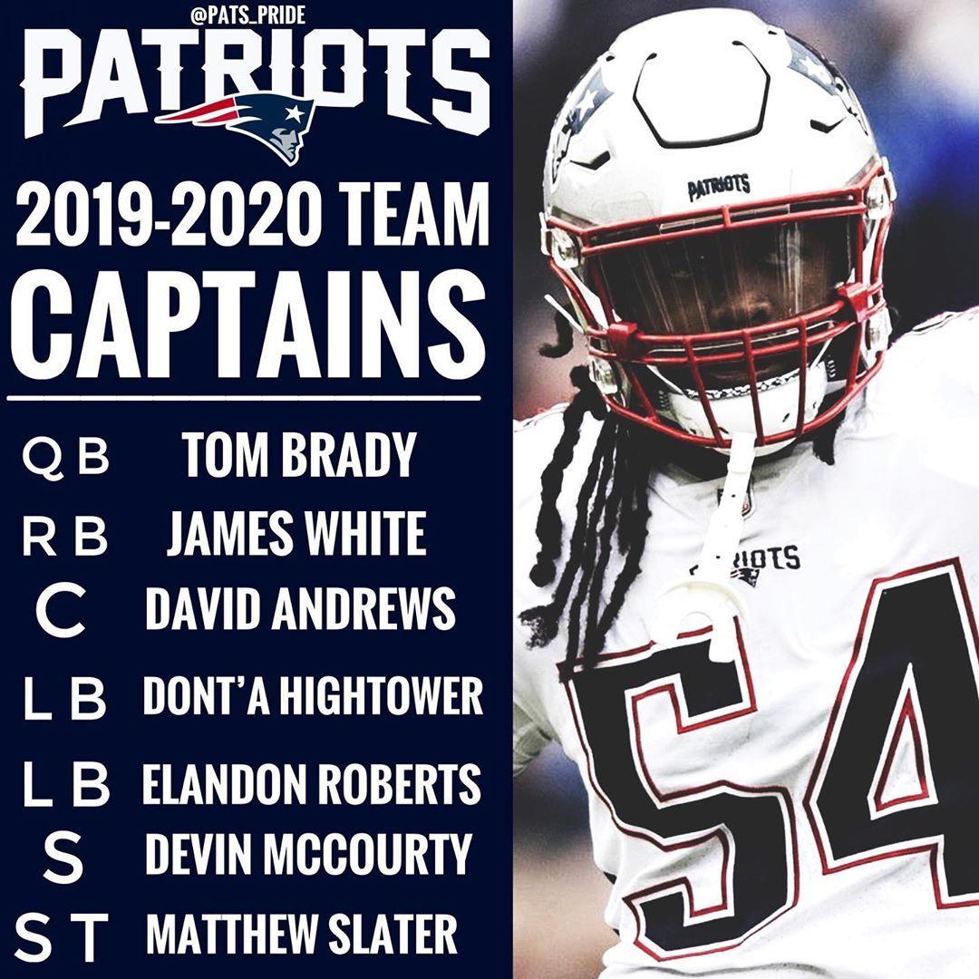 Your Patriots Captains This Season Patriots Captain Football Helmets