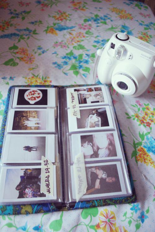 Instax Mini Photo Album DIY