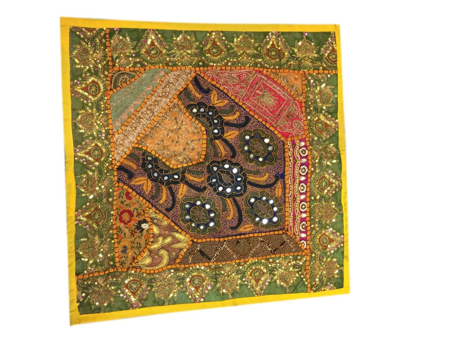INDIAN EMBROIDERED CUSHION COVER HANDMADE PATCHWORK VINTAGE PILLOW CASE   eBay    http://stores.ebay.com/mogulgallery/DECORATIVE-CUSHION-COVERS-/_i.html?_fsub=353416719&_sid=3781319&_trksid=p4634.c0.m322
