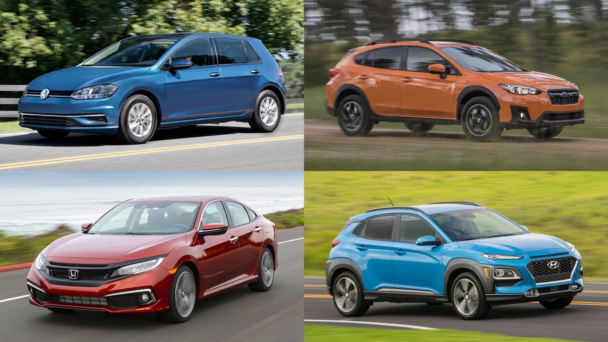The Least Boring Cars, Trucks, and SUVs Under 25,000 in