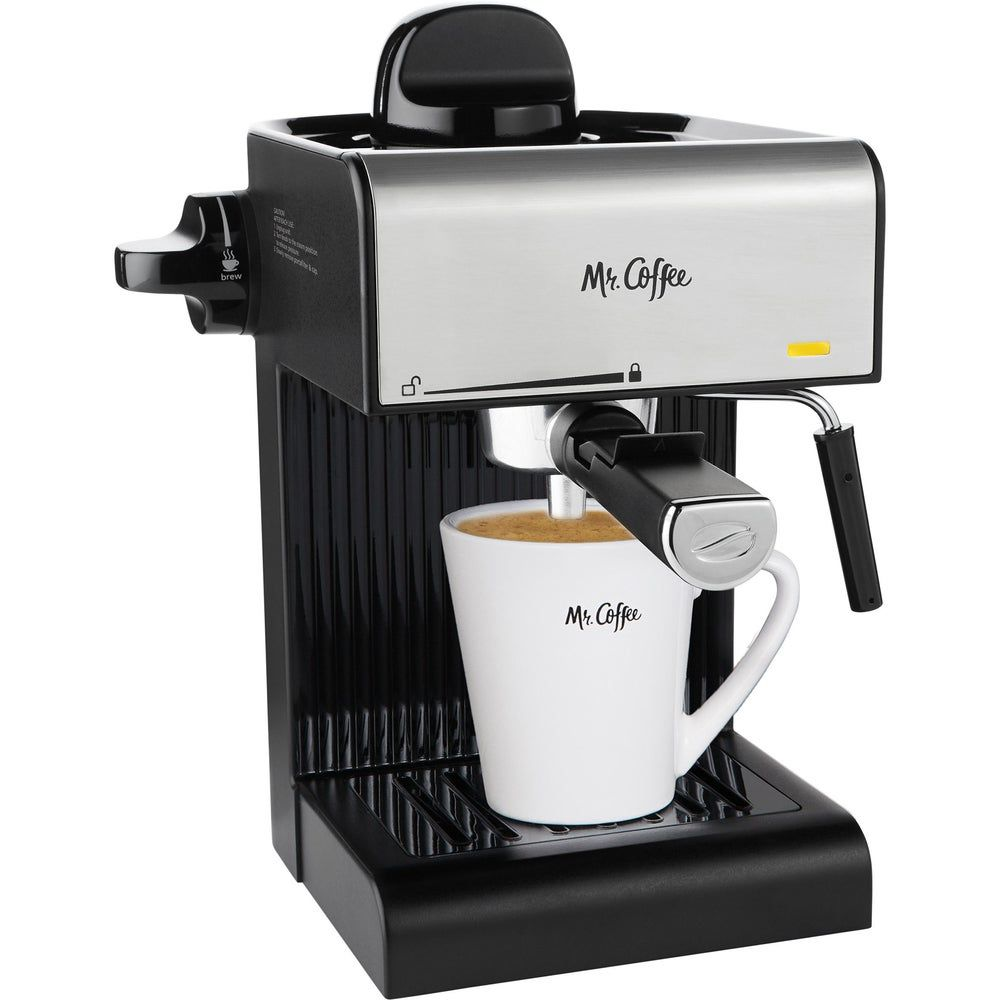 Mr. Coffee Caf 20Ounce Steam Automatic Espresso Maker and