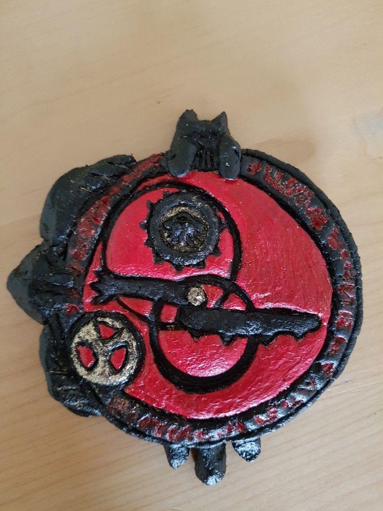 Trolljäger Amulett