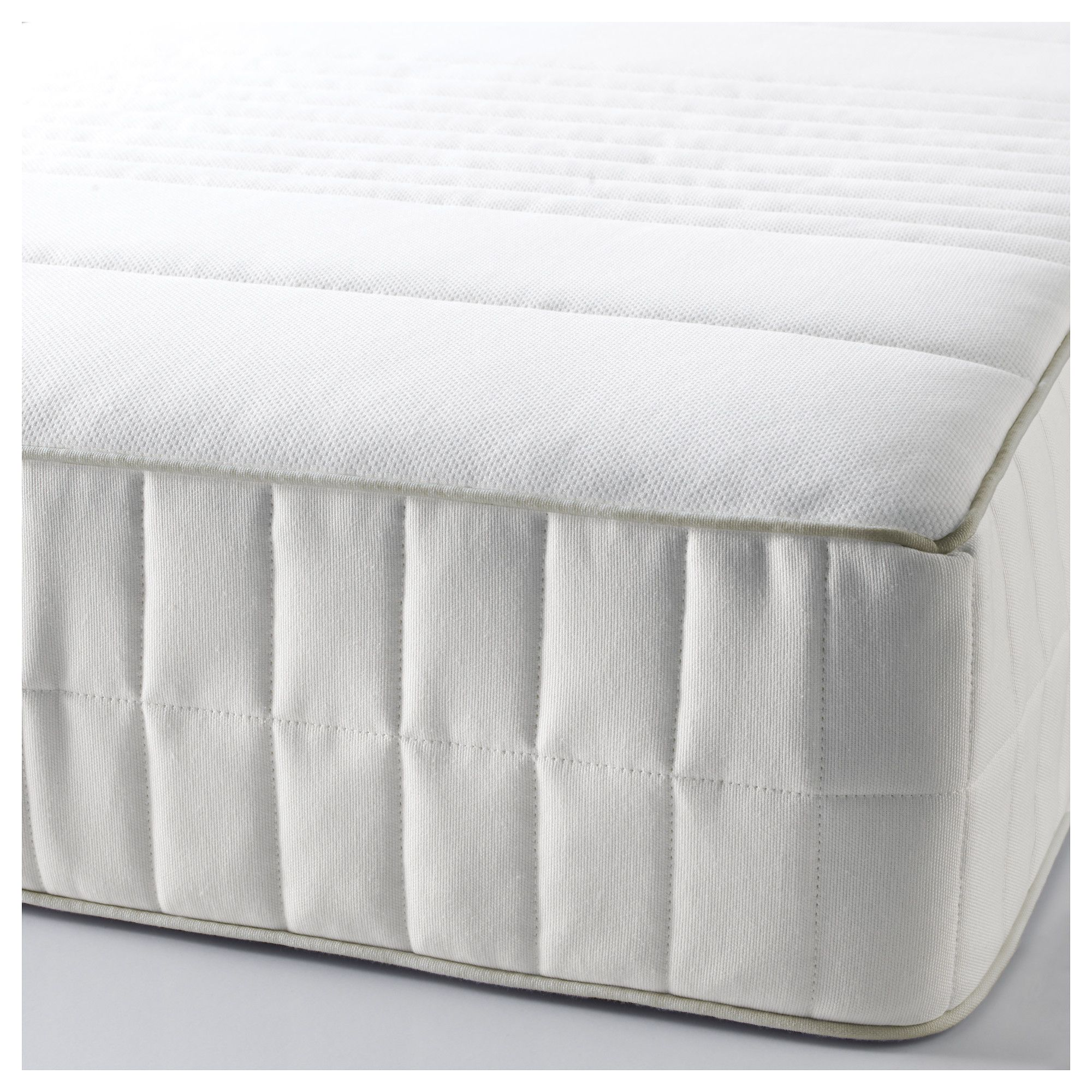 myrbacka latex mattress medium firm white latex mattress