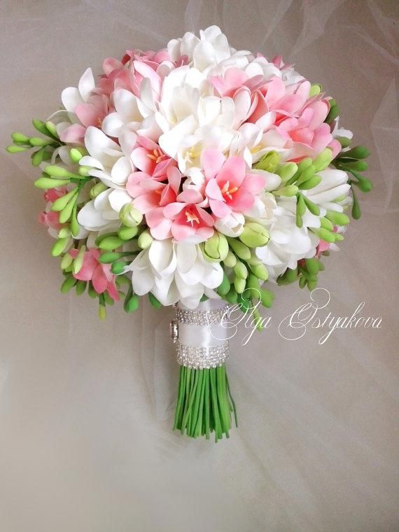 Info for wedding centerpieces flowers In case you have a backyard wedding, devise a contingency plan in the event weather or some other problems prevent the wedding from going smoothly  You are able  is part of Freesia bouquet -