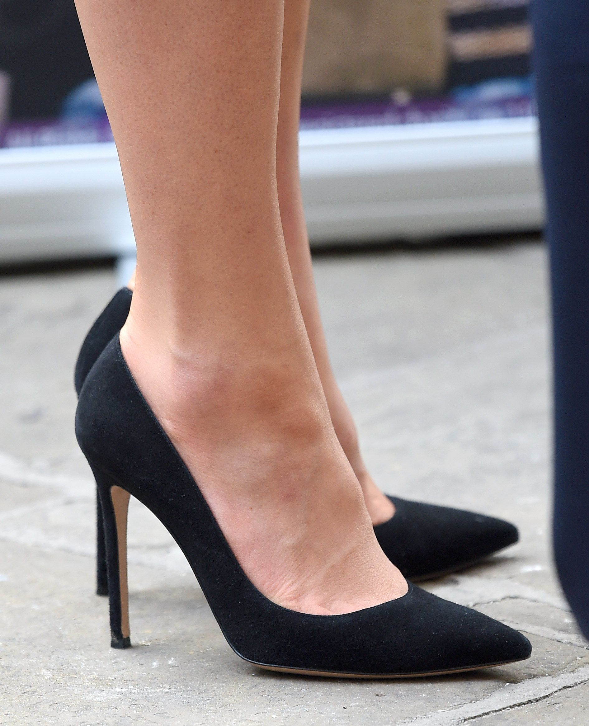 df7b16f38f9 Kate Middleton s Gianvito Rossi High Heels - Stuff From TV. Gianvito Rossi  Gianvito pumps