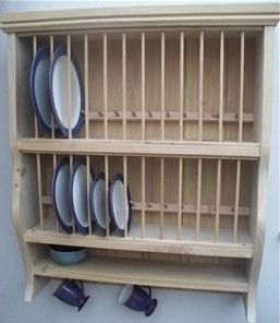 Dinner Plate Storage Rack | ... Hold Dinner Plates Up To 29cms And Smaller