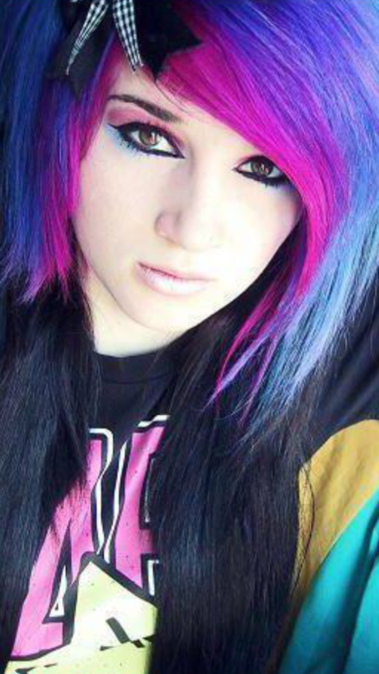 Pin by wander moreira on emo girls pinterest emo emo hair and