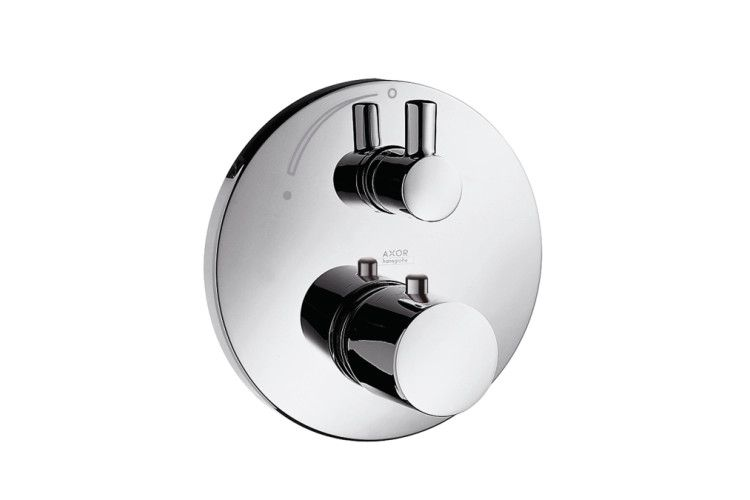 Images Of Thermostatic Mixer for Concealed Installation with Shut Off Valve Hansgrohe At