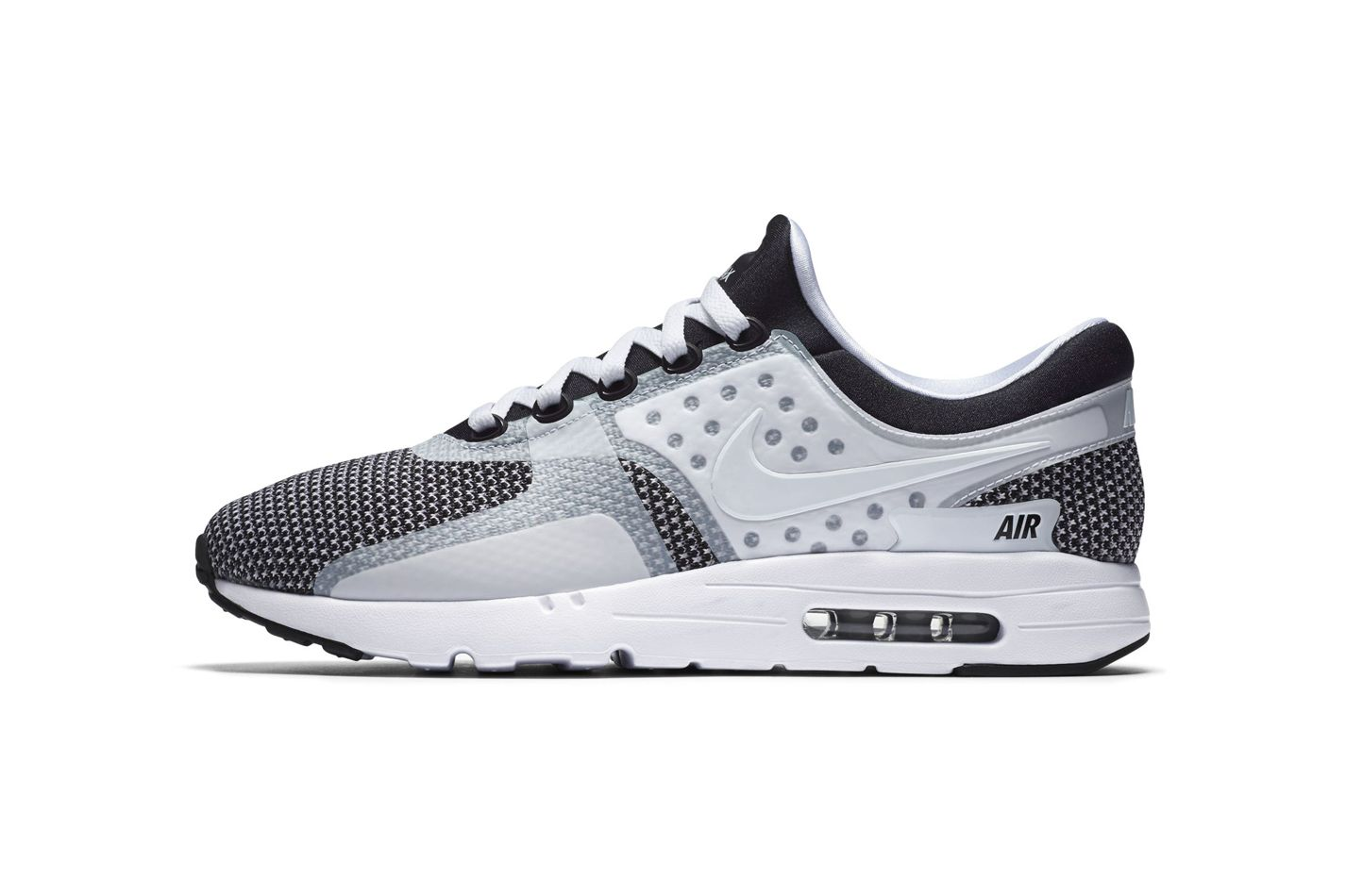 940a343fbe Black · Nike Is Dropping a Clean White/Black Colorway of the Air Max Zero